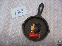 Cast Iron Fry Pan Ashtray (Ref 128)