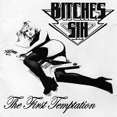 Bitches Sin - The First Temptation (CD 2007) From Label. Can be SIGNED BY BAND !