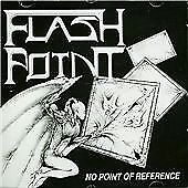 Flashpoint. Bitches Sin - No Point Of Reference [CD 2007]. SIGNED BY THE BAND !!