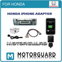 HONDA ACCORD CIVIC JAZZ S2000 IPOD INTERFACE ADAPTOR