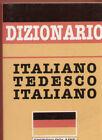 DIZIONARIO ITALIANO TEDESCO IT Collins Mondadori '83