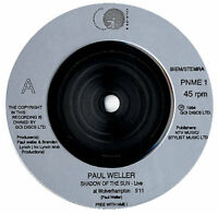 "PAUL WELLER - Shadow Of The Sun - Original 1994 UK  7"""