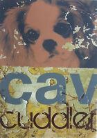 CAVALIER KING CHARLES ENGLISH TOY SPANIEL CKCS DOG FINE DOG ART PRINT