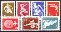 HUNGARY - 1958. European Table-tennis & Swimming - MNH