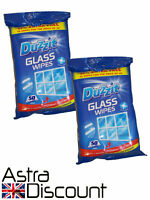 100 GLASS WIPES CLEANS & SHINES WINDOWS AND MIRRORS