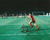 "ALAN KENNEDY Liverpool 10"" x 8"" Genuine HAND SIGNED Autograph Photo + COA PROOF"