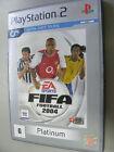 PLAYSTATION2 GAME FIFA FOOTBALL 2004