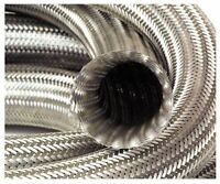 Stainless Steel Overbraid Braided Hose Cover 29Mm 40Mm