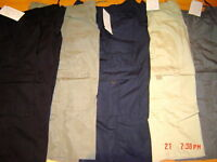 MENS CARGO MULTI POCKET 3/4 SHORTS  SMART NEW ALL SIZES
