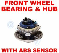 Vauxhall Zafira A 1999-05 Front 5 Stud Wheel Bearing Hub Kit & ABS Sensor New