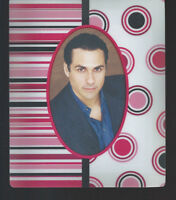 MAURICE BENARD Photo Mouse Pad #1 GENERAL HOSPITAL Sonny Corinthos