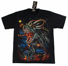 T Shirt Dragon - Taille S - Homme
