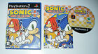 JEU SONY PLAYSTATION 2 PS2 SONIC MEGA COLLECTION PLUS COMPLET