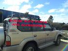 3/4 Length HD Steel Roof Rack Cage for Toyota Landcruiser 60 80 Prado 90s 165cm