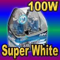 2 Harley FLHX Street Glide 06 07 08 09 10 Xenon Headlight bulbs H4