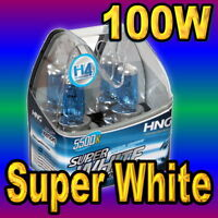 Harley D Sportster 02 03 04 05 06 07 08 09 10 Xenon Headlight bulbs H4