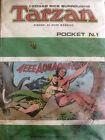 Tarzan Pocket n°1 1974 ed. Cenisio Milano
