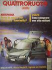 Quattroruote 472 1995 Nuova Fiat Barchetta.Com'è la Honda Civic 5 porte-inserto