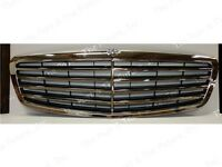 07 08 09 10 11 12 Mercedes Benz S Class W221 Style Assembly Grille Grill