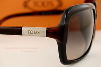 Brand New TOD'S Sunglasses TO 0029 29 Color 01B BLACK/HAVANA 100% Authentic
