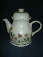 M&S Marks & Spencer Autumn Leaves Large Teapot Coffee Pot 3 1/2 Pint
