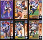 1994 Dynamic Rugby League Series 2 Base Team Set Bulldogs (9)