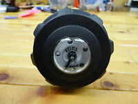 """NEW KELCH 3.5"""" GAS CAP WITH GAUGE FITS ALL CUB CADET 2500 SERIES 3.5"""" X 7"""" LONG"""