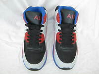"""MEN'S AIR-TECH  GREY/RED/BLUE LACE UP TRAINER BOOT """"HYPE"""""""
