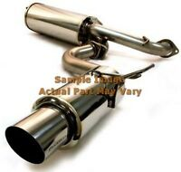 Tanabe T80036 Concept G Cat-Back Exhaust System 00-05 Toyota Celica GT/GTS