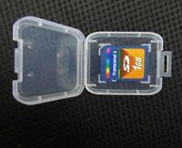 20 pcs SD / SDHC / MMC Memory Card Plastic Storage Case
