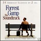 FORREST GUMP (2 CD) SOUNDTRACK ~ BOB SEGER~LYNYRD SKYNYRD~BOB DYLAN~BYRDS *NEW*
