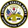 UNITED STATES Army Afghanistan Veteran Decal Window Bumper Sticker NEW