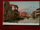 Cartolina primi '900 Venezia - Canal Grande - non viaggiata