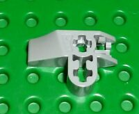 LEGO - TECHNIC - Axle Connector 2 x 3 Perpend w/Catch LIGHT GREY x1 (44850)TK346