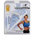 Accu-Measure Fitness 3000 Personal Body Fat Tester Caliper