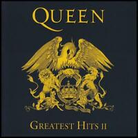 QUEEN - GREATEST HITS II CD ~ 70's / 80's ~ FREDDIE MERCURY~BRIAN MAY 2 *NEW*