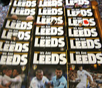 12/13 Leeds United Home Programmes  (v Your Choice)