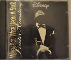 CD's Disney con Louis Armstrong- When You Wish Upon A Star
