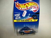 MATTEL 16908 RACE TEAM SERIES III HOT WHEELS DIE CAST CAR COLLECTOR #535 -L168