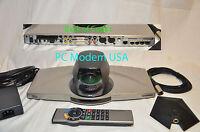 Tandberg Codec 880MXP TTC7-08 Video Conference with NPP Presenter NTSC F8.0