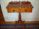 Antique Stunning Wooden Writing Desk or Hall Table