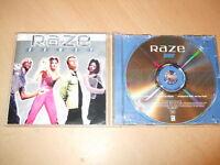 Raze - Power (CD) 13 Tracks - Ex Condition - Fast Postage