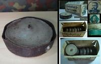 WWII ORIGINAL GERMAN HINDENBURG TENT TRENCH CANDLE