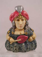 Harmony Kingdom Ball Pot Bellys / Belly 'Queen Of Sheba'   #PBHQS  NIB!