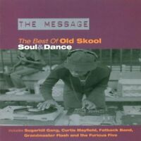 The Message: The Best Of Old Skool Soul And Dance CD (2000)