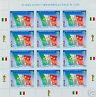 """2006 Rep ITA""""ITALIA CAMPIONE DEL MONDO"""" FOGLIETTO NUOVO"""
