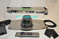 Tandberg Codec 880MXP TTC7-08 Video Conference with NPP Presenter NTSC F9.31