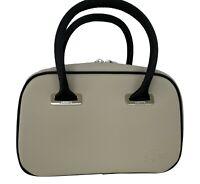 LACOSTE Ladies Mini Handbag Classic 2.17 Beige AUTHENTIC