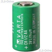 1/2 AA 3V VARTA Lithium Batterie 6127 CR 1/2AA L14250