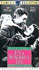 Its a Wonderful Life (VHS, 1993, Uncut Clam Shell)